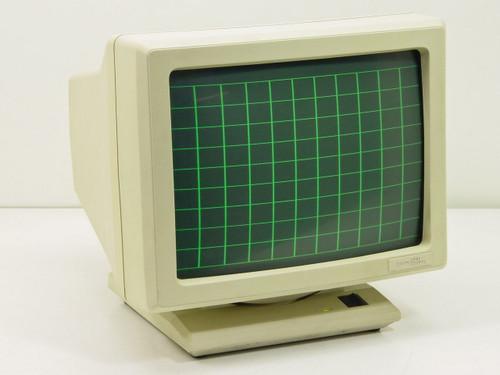 """Zenith ZMM-1470G  14"""" EGA, CGA, Monitor 9 pin (Green)"""