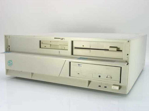IBM  2155-G54  PS/1 Consultant 486 SX25 25MHz 4mb 140mb Computer