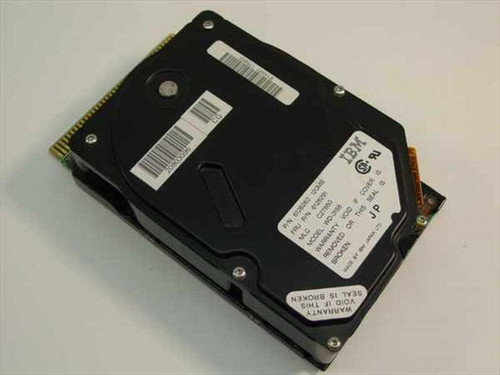 "Western Digital WD-3158  120MB MCA 3.5"" ESDI HDD"