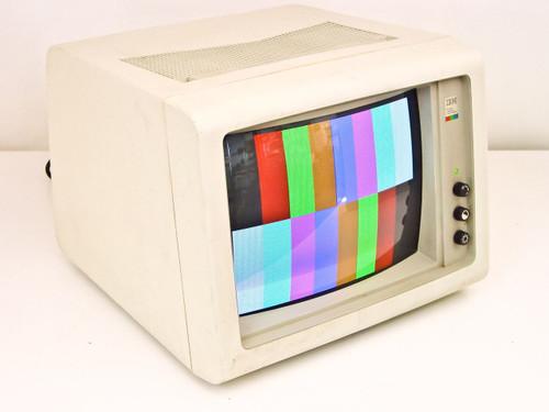 """IBM 5153  12"""" CGA - 9-pin - Color Monitor"""