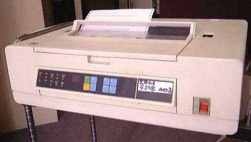 IBM 5218-A02  Daisy Wheel Printer