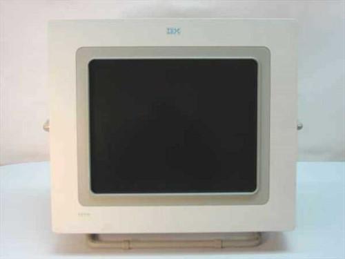 "IBM 3290-02  19"" Plasma Screen 6217074 - Vintage Collectable"