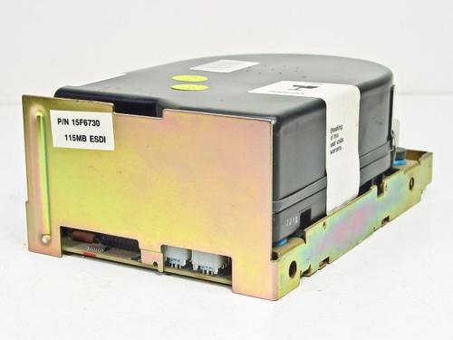 "IBM 15F6730  115MB 5.25"" FH ESDI HDD"