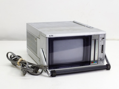 KTV Miniature TV, VHF & UHF (KCT-5003)