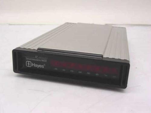 Hayes 1000US  External SmartModem 9600V Series