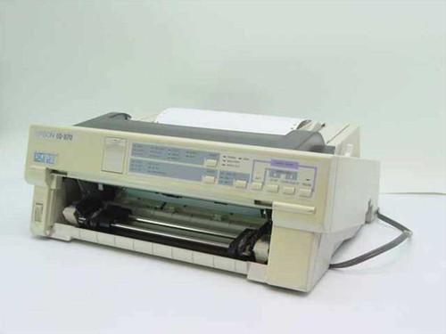 Epson LQ-870  Dot Matrix Printer - Missing top plastic