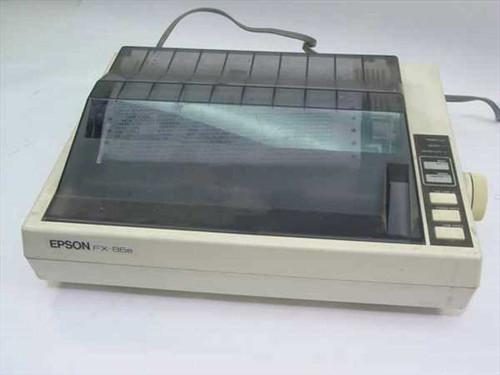 Epson FX-86e  Dot Matrix Printer Narrow Body
