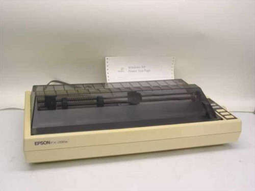 Epson FX-286e  Dot Matrix Printer - Parallel Port P12AA