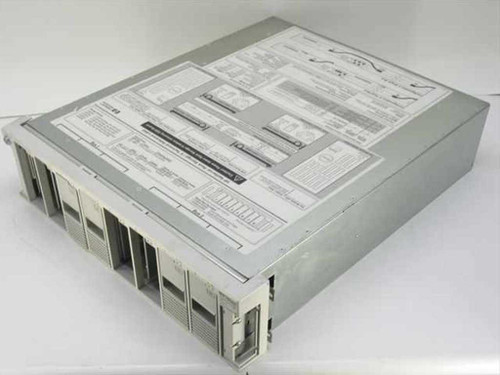 HP Netserver Rack Storage / 8 D4902-60201
