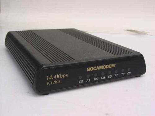 Boca M1440E  14.4K Bocamodem v.32bis External Modem