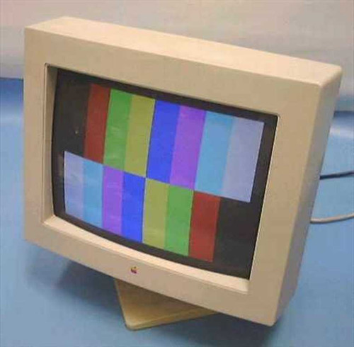 "Apple M1787  14"" Apple Color Plus Apple Monitor"