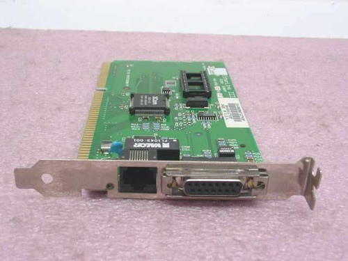 3COM 3C509-TP  ISA Etherlink III Combo Network Card