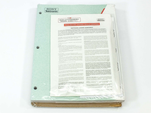 Tektronix WaveWriter  Arbitrary Waveform Editor (AWE) User Manual