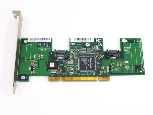 LSI Logic SER534  SATA PCI Card 2-Port P5340001
