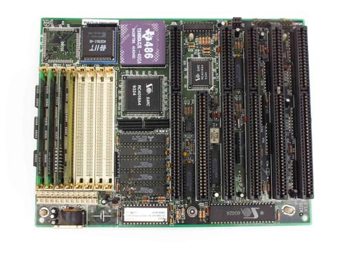 Generic M326 V5.5  483 Motherboard 40 MHz TX486DLC/E-40GA 386DX BIOS