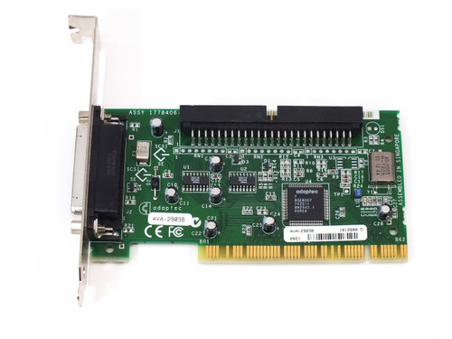 Adaptec AVA-2903B 2903B PCI-to-FAST SCSI Adapter Card