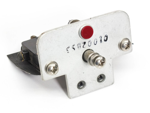 Honeywell V3-13  Micro Switch Assembly with Push Button & Indicator Light 4AC2