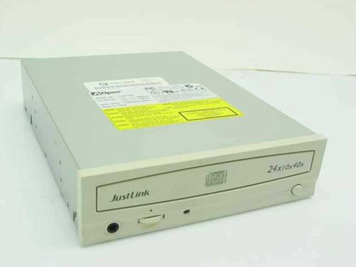 AOpen CD-RW IDE Internal 24x10x40 - Just Link (CRW2440)