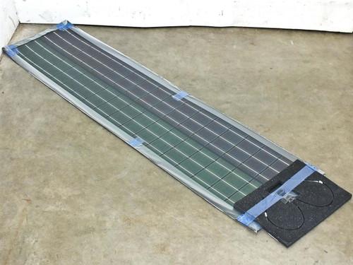 Global Solar FG-2BTM-90 12V Flexible Panel Adhesive Battery Charger(PowerFLEX 2)