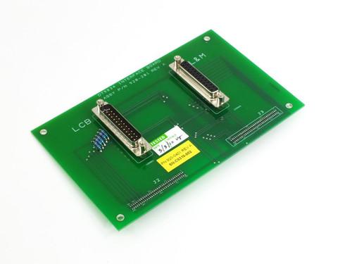 Interface Board DT9834 LCB L&M ASSY P/N 920-201 920-0401
