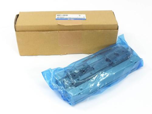 SMC MHF2-20D2R  Low Profile Air Gripper 2-Finger Parallel 20mm Bore Long Stroke