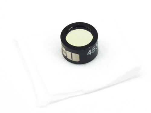 Edmund Optics 65-626  Interference Filter 455nm CWL 10nm FWHM 12.5mm Diameter