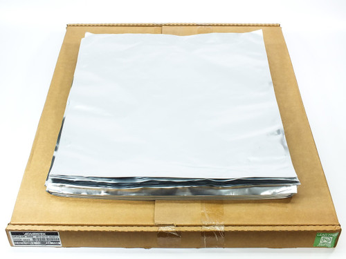 "LOT OF 128  Advantek Drylok 3000 Static Shielding Moisture Barrier Bags 20""x 24"""