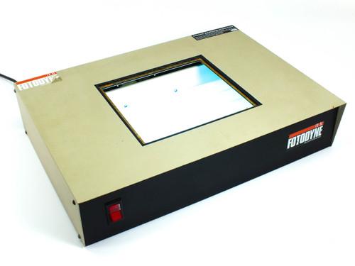 Fotodyn 312nm UV Table Top Transilluminator 21cm x 19cm with Bulbs 438352