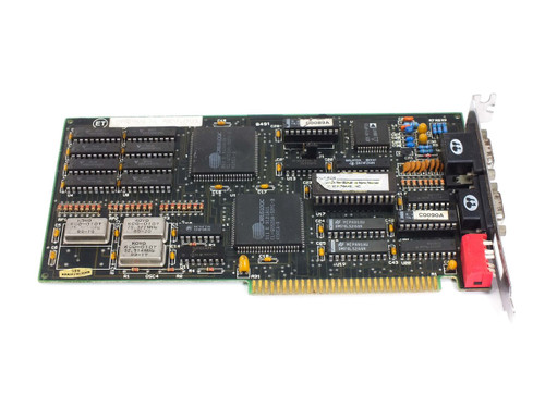 Cirrus Logic CL-GD520A-32PC-B  8-BIT ISA Video Card CL-GD510A-32PC-B P1.820081.00