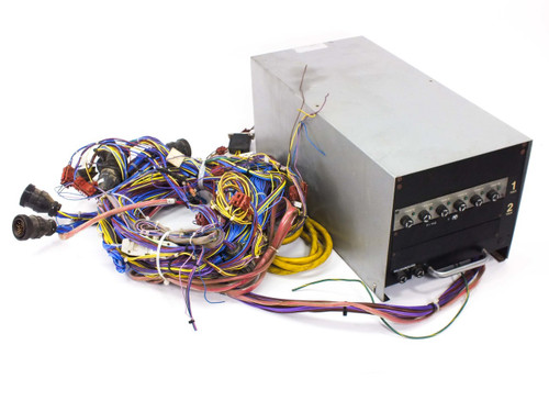Silicon Valley Group Power Supply  High Voltage Transformer 4256 Board 80038C
