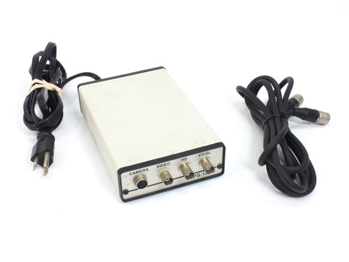Chori America PS-12SU  Camera Power Supply with 7' Camera Connection Cable