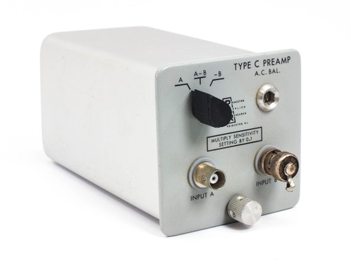 Princeton Applied Research / EE&G Type TCP  / C Preamp
