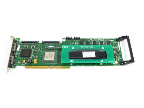 IBM 37L7258  4MServeraid Dual-Channel Ultra-160 SCSI Controller Card