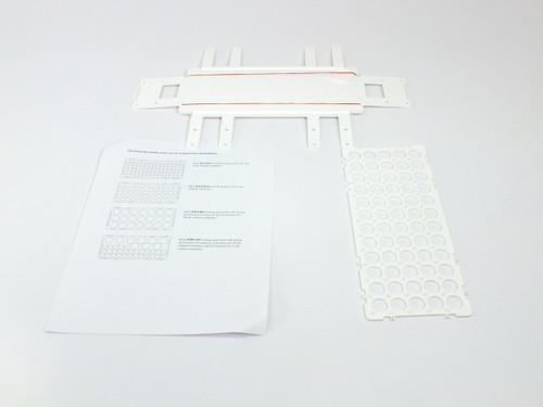 PerkinElmer B3140618  Sample Tray Rack AS-93 / S10 Autosampler 15mL / 16mL