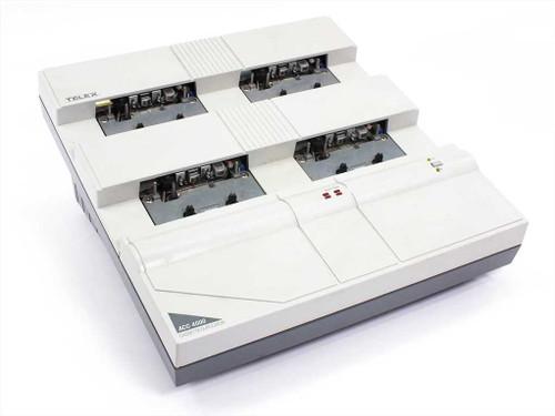 Telex 300047200 ACC-4000 4-Slot Slave Copy Stereo Cassette Duplicator Module