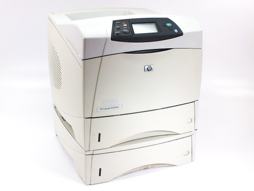 HP Q5403A 4250dtn Monochrome LaserJet 45 ppm Network Laser Printer 1200 DPI