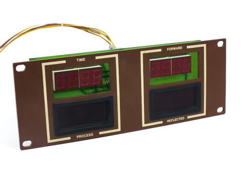 Drytek 2800042  Display Board from 100S Plasma Wafer Etcher 2800044 D-2800041