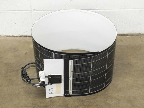 "SoloPower 5' (62.5"") Flexible Thin Solopanel CIGS Solar Panel BIPV Solarlok"