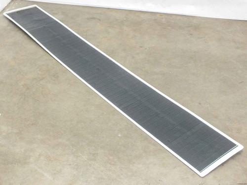 "SoloPower 7' (84"") Flexible Thin Solopanel CIGS Solar Panel BIPV MC4"