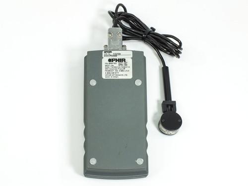 Ophir Power Meter And Power Head : Ophir pd digital laser power meter mw with sensor