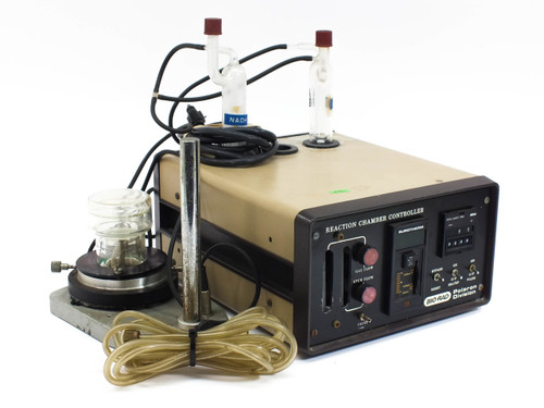 Bio-Rad Polaron Division  Reaction Chamber Controller with Furnace / Heating Element