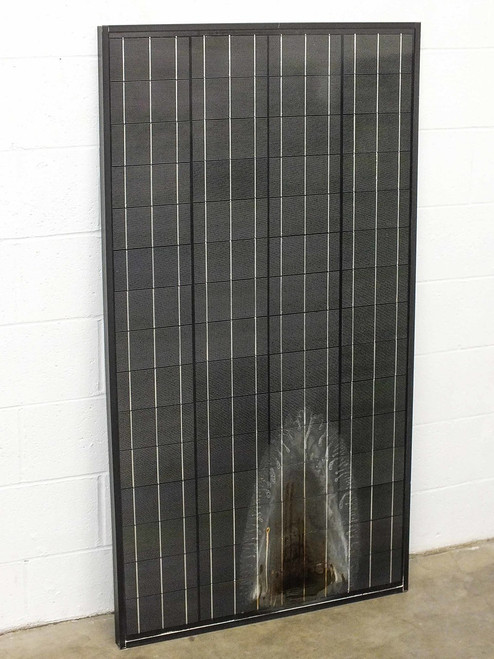 SoloPower SP4-100  100W Peak Power Glass Solar Panel - Damaged 2