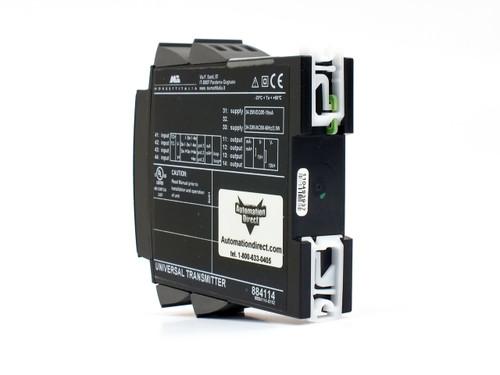 Morsettitalia  884114  Universal Signal Conditioner / Transmitter / Isolator