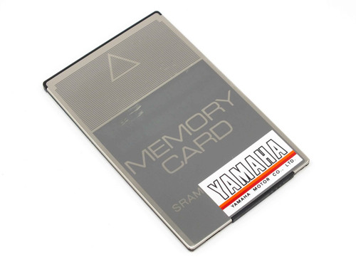 Fujisoku BS64F1-C Industrial 64KB SRAM Memory Card (Yamaha) - Anritsu MS4630B