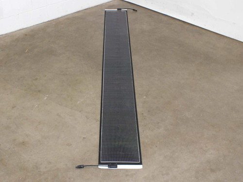 """Solopower 115.25"""" by 11.5""""  Flexible CIGS Solar Panel"""