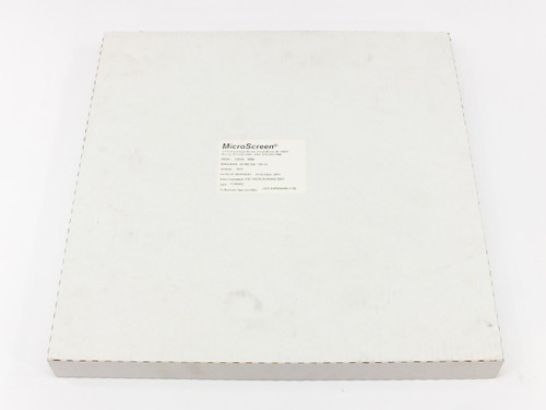 "MicroScreen DC15X15  15"" Square Aluminium Screen Frame"