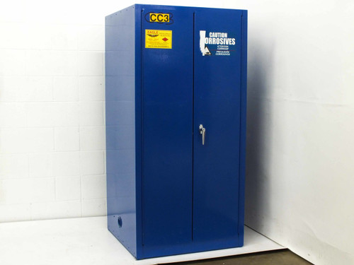 Eagle Manufacturing Co CRA-62  60 Gallon Acid and Corrosive Storage Cabinet