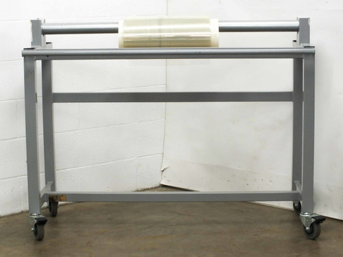 Tovar Industries Industrial Gray Cart with 3M 70-0086-8382-8 Ultra Barrier Solar Film