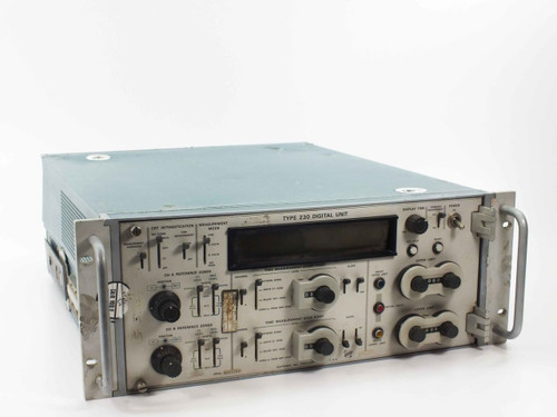 Tektronix Type 230  Digital Readout Unit