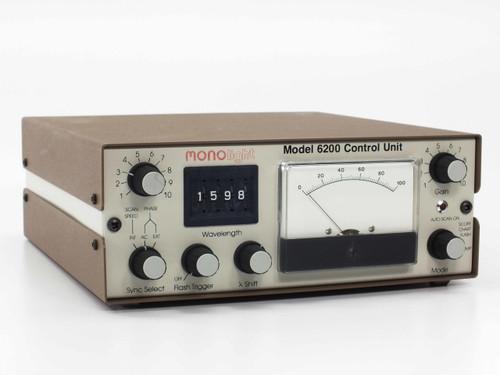 Monolight Control Unit Model 6200